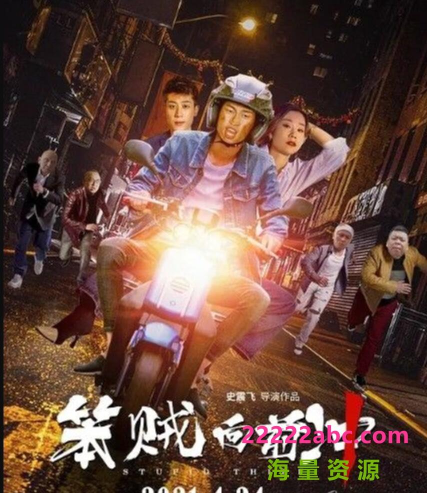 2021喜剧悬疑《笨贼向前冲》HD4K.国语中字