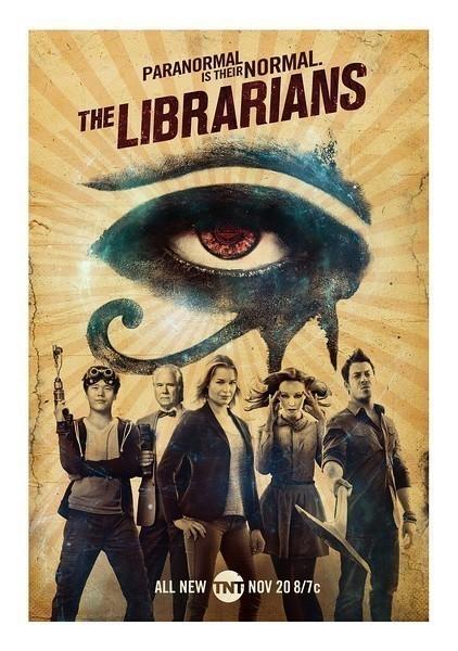 [图书馆员/图书管理员 The.Librarians 第三季][全10集]