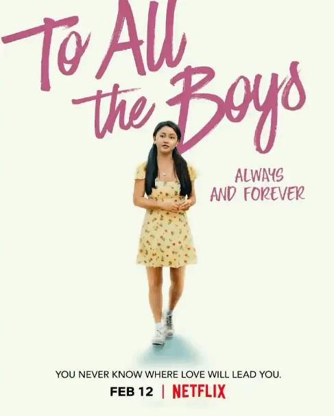 《致所有我曾爱过的男孩3》