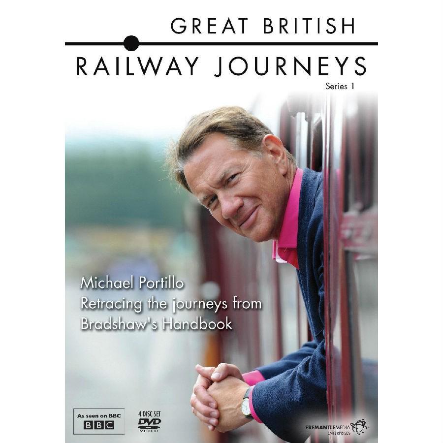 [BBC纪录片.坐着火车游英国.BBC第一季][全20集]