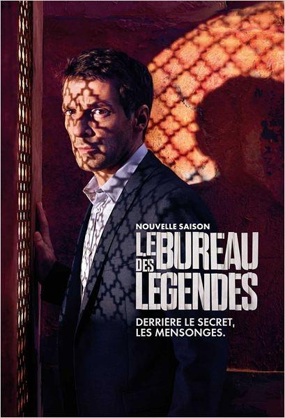 [传奇办公室/Le Bureau des légendes 第二季][全10集
